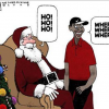 Tiger Woods Christmas Joke